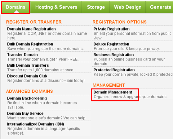 Godaddy域名push后怎么接收 最新gd域名接收图文教程